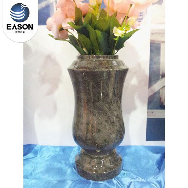 Marble Vase For Decoration Of Graveyard Easonstone
